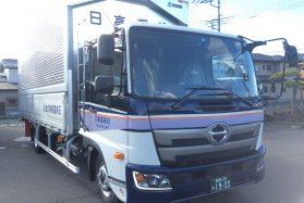 4t定期便配送トラックドライバー(関東近県)